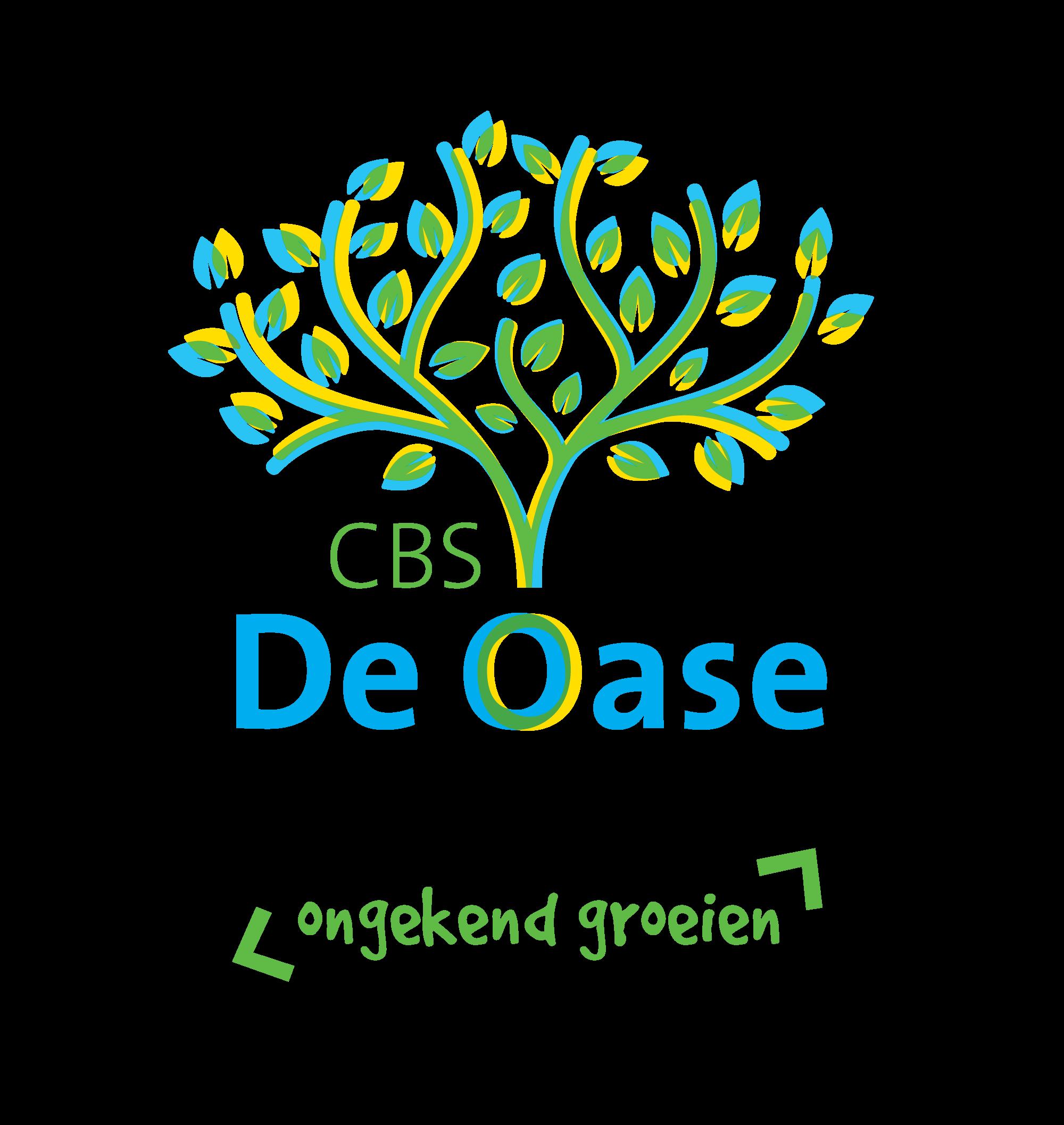 Logo CBS De Oase